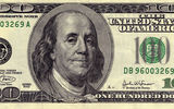 Обои: Franklin, dollars, federal, green, 100, money