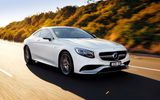 Обои: 2015, Mercedes-Benz, мерседес, амг, S 63, C217, Coupe, AU-spec, AMG