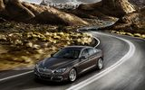Обои: 2015, BMW, gran coupe, F06, бмв, 6 series