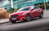 Обои: 2015, UK-spec, Sedan, Mazda 6, GJ, мазда