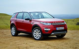 Обои: 2015, Discovery, SD4, Sport, ланд ровер, L550, HSE, Land Rover, дискавери