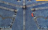 Обои: jeans, pattern, fabric, blue