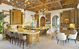 Обои: kitchen, santa fe, home, luxury