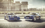 Обои: Bimmers Drift, E36, BMW, race car, E30