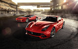 Обои: Ferrari, Sun, 512BB, Ferrari, Track, Days, Red, Berlinetta, Front, Supercars, Beam, F12