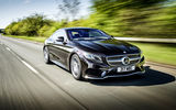 Обои: 2014, AMG, Mercedes-Benz, мерседес, S 500, C217, Coupe, UK-spec