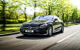 Обои: 2014, UK-spec, мерседес, Coupe, C217, AMG, S 500, Mercedes-Benz