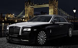 Обои: rolls royce, london, car, ghost, onyx, tuning