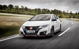 Обои: 2015, Honda, хонда, цивик, Type R, Civic