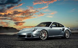 Обои для рабочего стола: Porsche 911 Turbo, Evano Gucciardo, Avant Garde Wheels, EvoG Photography