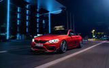 Обои для рабочего стола: BMW, Export Version, M4, by AC-Schnitzer, red, F82, Coupe