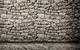 Обои: wall, stones, light
