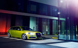 Картинки на телефон: Audi A6, stancenation, stance, green, low, canibeat