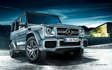 Обои: 2012, мерседес, Stationwagon, Gelandewagen, G-class, Mercedes-Benz, гелендваген, w463