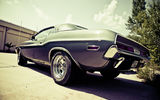 Обои для рабочего стола: photographer, oldtimer, Challenger, Dodge, markus spiske, muscle car, photo
