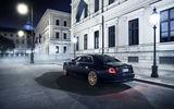 Обои: 2015, Rolls-Royce, Ghost, Spofec Black One, роллс-ройс