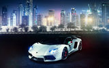 Обои для рабочего стола: Lamborghini, Aventador, LP760-4, Dragon, by Oakley Design, Edition