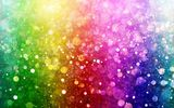 Обои: bokeh, lights, цвет, rainbow, colorful, огни
