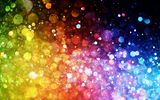 Обои: bokeh, abstract, rainbow, lights, colorful, огни, цвет