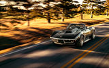 Обои: Chevrolet, black, Stingray, Corvette, Nick Stephens Photography