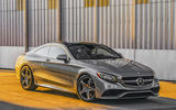Обои: 2015, S-Clss, амг, мерседес, AMG, C217, Coupe, Mercedes-Benz