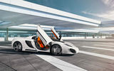 Обои: Gemballa, GmbH, Spider, GT, White, Front, Supercar, Sky