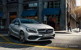 Обои: AMG, мерседес, амг, A-class, W176, Mercedes-Benz