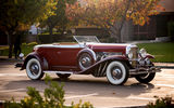 Обои: 1929, откидной верх, Convertible, Coupe, купе, дюсенберг, Duesenberg