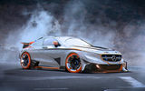 Обои для рабочего стола: Mercedes-Benz, Silver, Tuning, S63, by Khyzyl Saleem, Future, Car, AMG