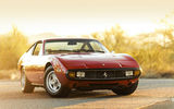 Обои: Ferrari, GTC-4, red, car, 1972, 365