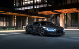 Обои: Audi, Redwood, Black, Front, R8, SS Customs, Exotic