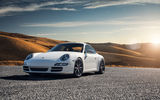 Обои: Porsche 997, Carrera S, car, white