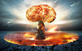 Обои: nuclear bomb, nuclear attack, energy, explosion, destruction