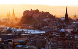 Обои: edinburgh castle, эдинбург, scotland, эдинбургский замок, edinburgh