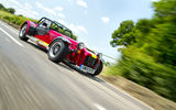 Обои: Caterham 7 Superlight 620R на трассе