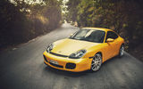 Обои: wildness, yellow, carrera, 996, porsche, порше