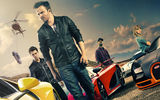 Обои: dominic cooper, need for speed, 2014, movie, imogen poots, bugatti veyron super sports, aaron paul