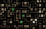 Обои: pattern, black, square, gold
