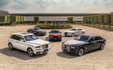 Обои: Rolls Royce, Phantom, Cullinan, Ghost Dawn Wraith