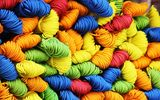 Картинки на телефон: colorful, yarns