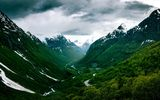 Картинки на телефон: norway, landscape, mountains