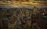 Картинки на телефон: in gold, Nyc, new york