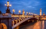 Картинки на телефон: pont alexandre iii, paris, france