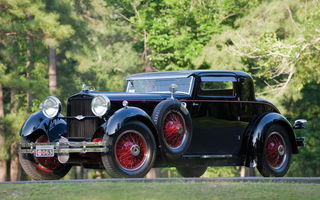 Обои Stutz Model M Supercharged Lancefield Coupe '1929–30