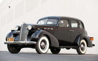Обои Oldsmobile 006 Touring Sedan '1936