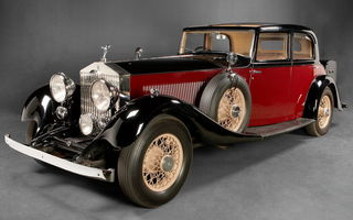 Картинка Rolls-royce Phantom Touring Saloon By Park Ward (ii) '1934