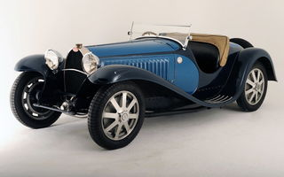 Обои Bugatti Type 055 Super Sport Roadster '1932