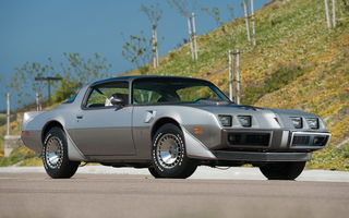 Картинка Pontiac Firebird Trans Am ''010th Anniversary'' '1979