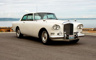 Картинка Bentley S003 Continental Coupe By Mulliner & Park Ward '1964