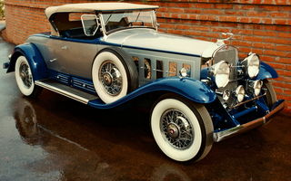 Обои Cadillac V016 452-452-a Roadster By Fleetwood '1930–31